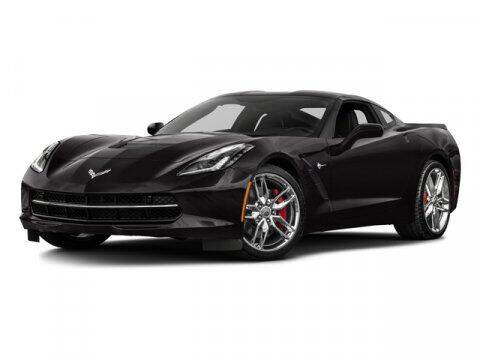 2016 Chevrolet Corvette for sale at Auto Finance of Raleigh in Raleigh NC
