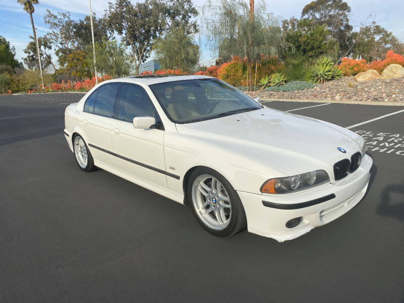 2003 BMW 5 Series for sale at CAS in San Diego CA