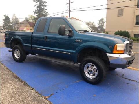 2000 Ford F-250 Super Duty for sale at Chehalis Auto Center in Chehalis WA