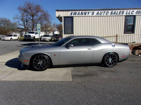 2017 Dodge Challenger for sale at Swanny's Auto Sales in Newton NC
