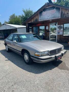 1996 Buick LeSabre for sale at LEE AUTO SALES in McAlester OK