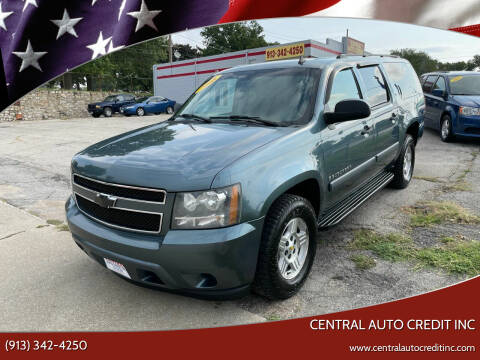 2008 Chevrolet Suburban for sale at Central Auto Credit Inc in Kansas City KS