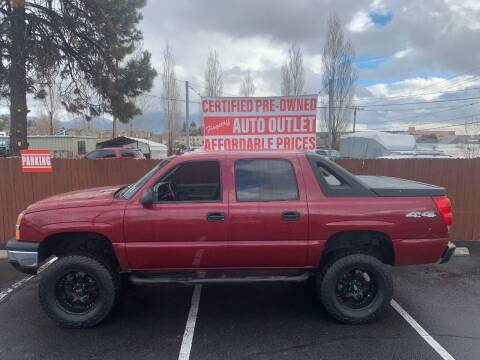 2006 Chevrolet Avalanche for sale at Flagstaff Auto Outlet in Flagstaff AZ