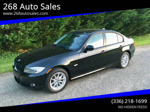 2010 BMW 3 Series for sale at 268 Auto Sales in Dobson NC
