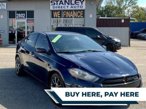 2014 Dodge Dart for sale at Stanley Automotive Finance Enterprise - STANLEY FORD ANDREWS in Andrews TX