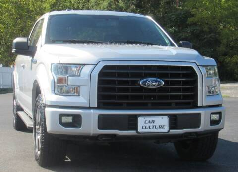 2015 Ford F-150 for sale at Car Culture in Warren OH
