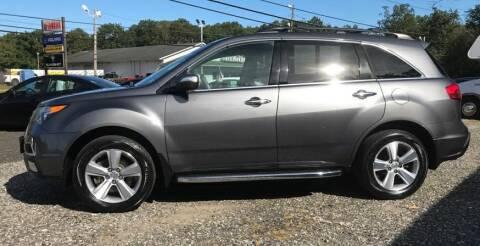 2011 Acura MDX for sale at O & E Auto Sales in Hammonton NJ