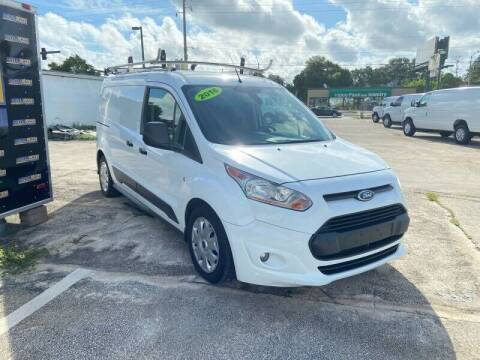2016 Ford Transit Connect Cargo for sale at DOVENCARS CORP in Orlando FL