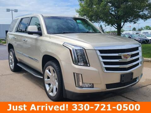 2015 Cadillac Escalade for sale at Ken Ganley Nissan in Medina OH