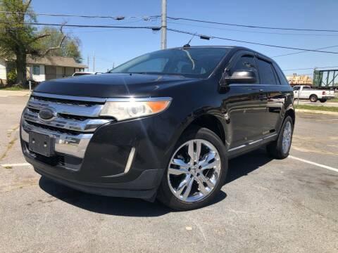 2011 Ford Edge for sale at Atlas Auto Sales in Smyrna GA