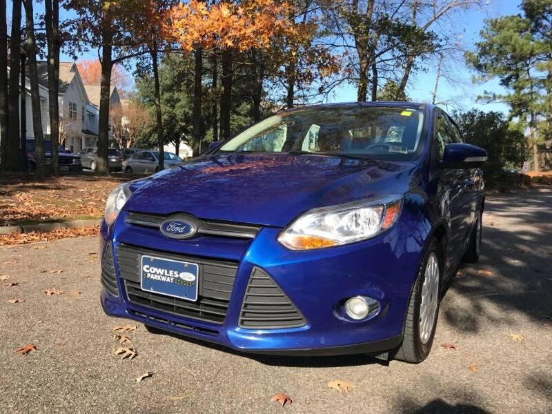 2012 Ford Focus for sale at Coastal Automotive in Virginia Beach VA