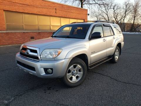 2006 Toyota 4Runner for sale at Positive Auto Sales, LLC in Hasbrouck Heights NJ