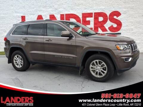 2018 Jeep Grand Cherokee for sale at The Car Guy powered by Landers CDJR in Little Rock AR