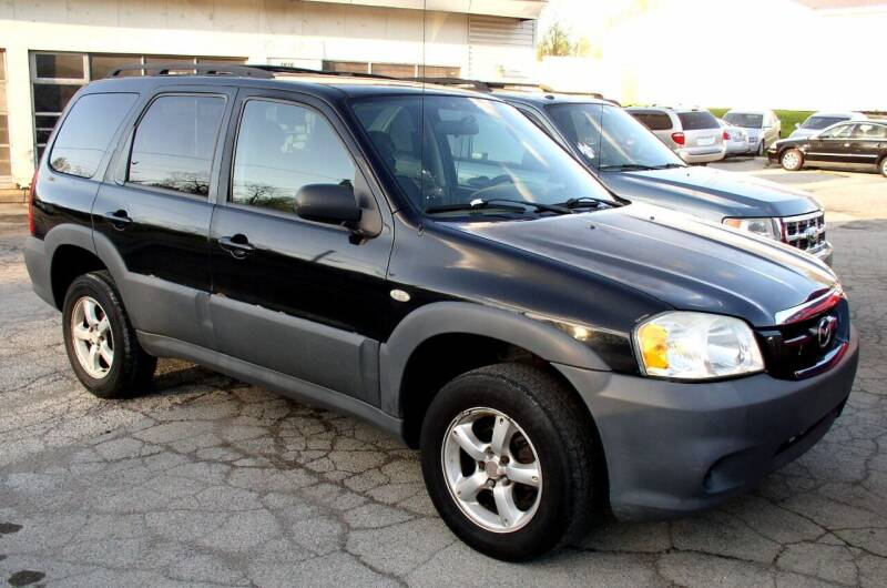 2006 Mazda Tribute for sale at Angelo's Auto Sales in Lowellville OH