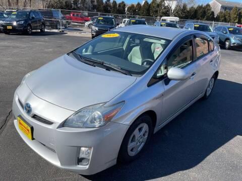 2011 Toyota Prius for sale at KINGSTON AUTO SALES in Wakefield RI