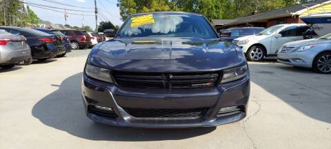 2016 Dodge Charger for sale at DADA AUTO INC in Monroe NC