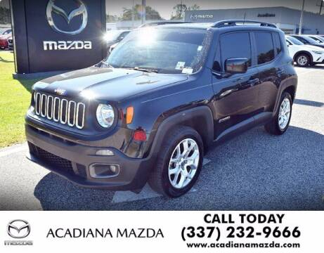 2018 Jeep Renegade for sale at Acadiana Automotive Group in Lafayette LA