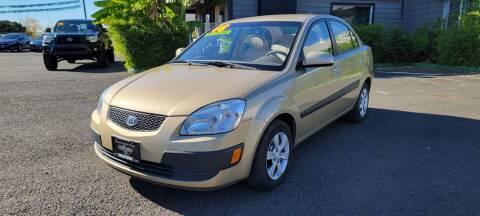 2008 Kia Rio for sale at Persian Motors in Cornelius OR