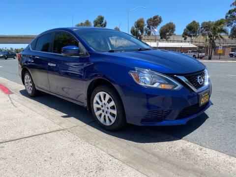 2016 Nissan Sentra for sale at Beyer Enterprise in San Ysidro CA
