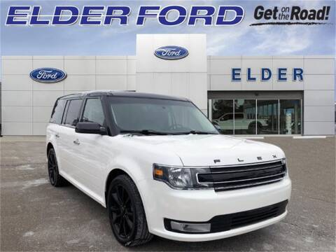 2019 Ford Flex for sale at Mr Intellectual Cars in Troy MI