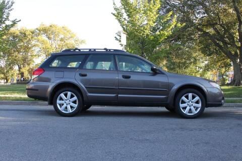 2008 Subaru Outback for sale at Lexington Auto Club in Clifton NJ