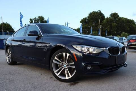2019 BMW 4 Series for sale at OCEAN AUTO SALES in Miami FL