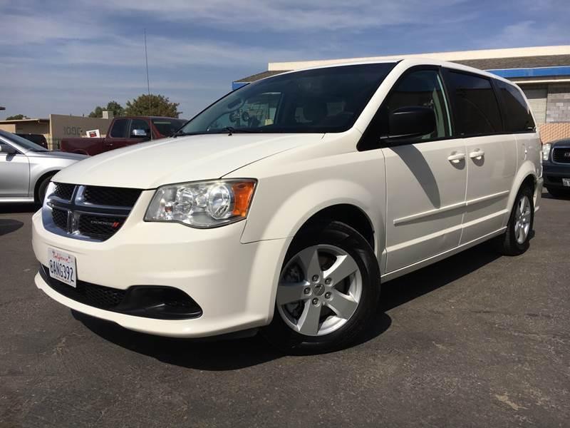 2013 Dodge Grand Caravan for sale at Cars 2 Go in Clovis CA