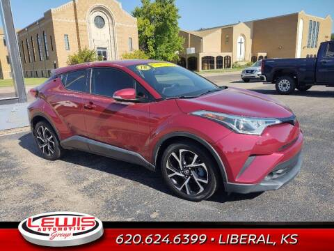 2018 Toyota C-HR for sale at Lewis Chevrolet Buick of Liberal in Liberal KS