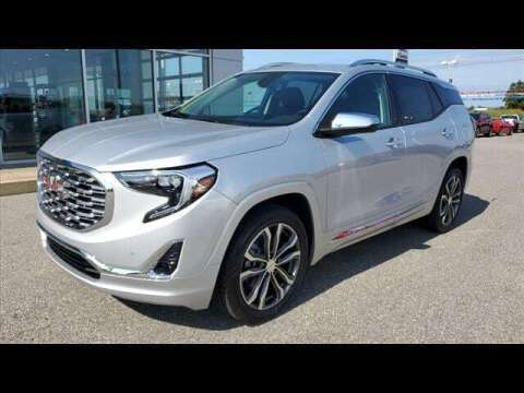 2020 GMC Terrain for sale at Herman Jenkins Used Cars in Union City TN