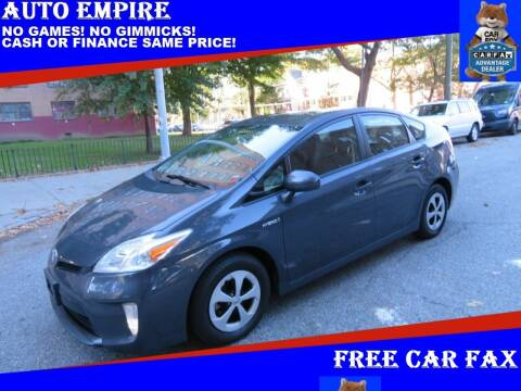 2015 Toyota Prius for sale at Auto Empire in Brooklyn NY