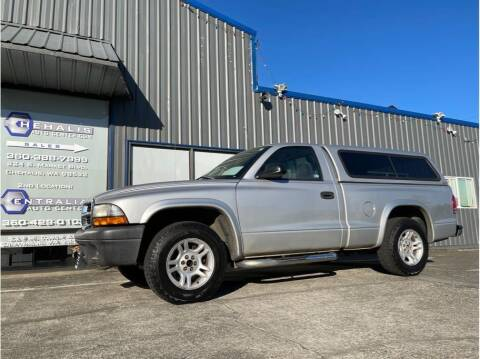2004 Dodge Dakota for sale at Chehalis Auto Center in Chehalis WA
