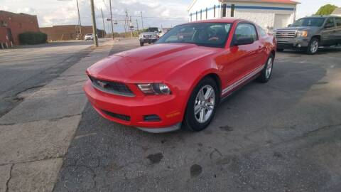 2011 Ford Mustang for sale at IMPORT MOTORSPORTS in Hickory NC