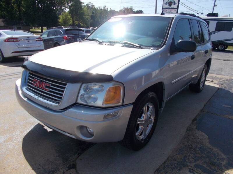 2008 GMC Envoy for sale at High Country Motors in Mountain Home AR