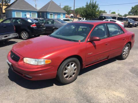 1998 Buick Regal for sale at Creekside Auto Sales in Pocatello ID