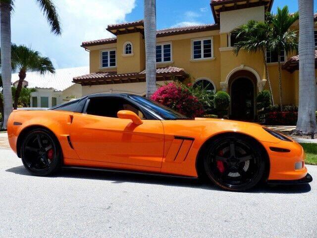 2010 Chevrolet Corvette for sale at Lifetime Automotive Group in Pompano Beach FL
