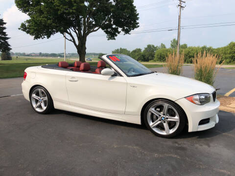 2008 BMW 1 Series for sale at Fox Valley Motorworks in Lake In The Hills IL