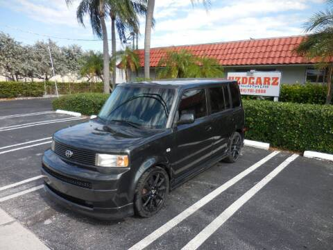 2006 Scion xB for sale at Uzdcarz Inc. in Pompano Beach FL