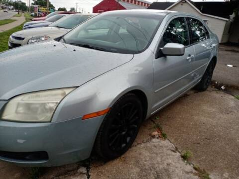 """2007 Mercury Milan for sale at MIDWESTERN AUTO SALES        """"The Used Car Center"""" in Middletown OH"""