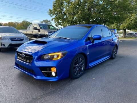 2015 Subaru WRX for sale at VK Auto Imports in Wheeling IL