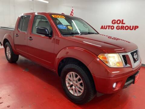 2016 Nissan Frontier for sale at GOL Auto Group in Austin TX