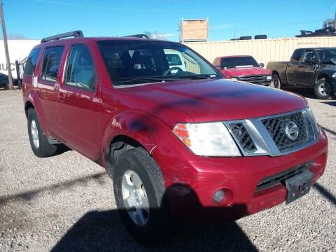 2008 Nissan Pathfinder for sale at DK Super Cars in Cheyenne WY