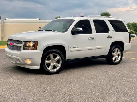 2008 Chevrolet Tahoe for sale at XCELERATION AUTO SALES in Chester VA