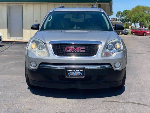 2007 GMC Acadia for sale at Lewis Blvd Auto Sales in Sioux City IA