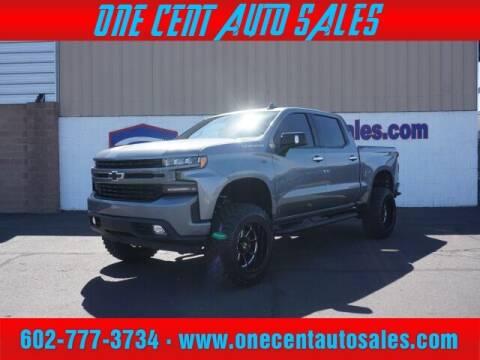 2020 Chevrolet Silverado 1500 for sale at One Cent Auto Sales in Glendale AZ