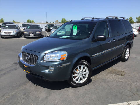 2005 Buick Terraza for sale at My Three Sons Auto Sales in Sacramento CA