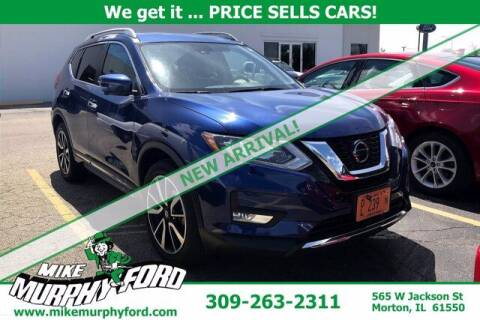 2020 Nissan Rogue for sale at Mike Murphy Ford in Morton IL
