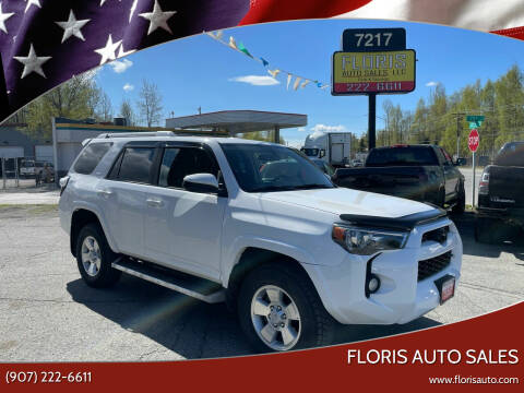 2016 Toyota 4Runner for sale at FLORIS AUTO SALES in Anchorage AK