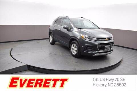 2017 Chevrolet Trax for sale at Everett Chevrolet Buick GMC in Hickory NC