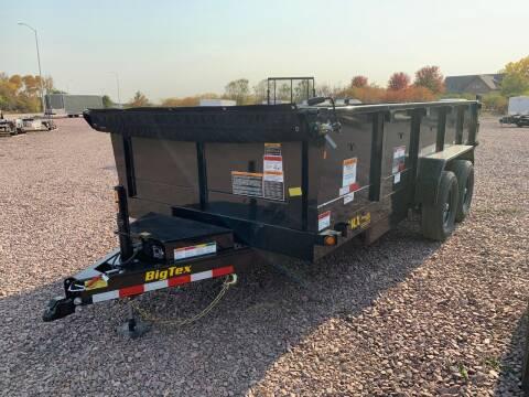 2021 Big Tex 14LX-16 #1353 for sale at Prairie Wind Trailers, LLC in Harrisburg SD