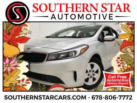 2017 Kia Forte for sale at Southern Star Automotive, Inc. in Duluth GA